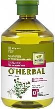 Voňavky, Parfémy, kozmetika Šampón na farbené vlasy s extraktom tymiánu - O'Herbal