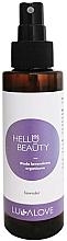 Voňavky, Parfémy, kozmetika Hydrolát Levanduľa - Lullalove Lavender Hydrolate