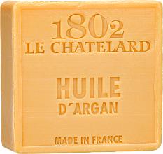 Voňavky, Parfémy, kozmetika Mydlo - Le Chatelard 1802 Soap Huile Argan