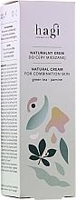 Voňavky, Parfémy, kozmetika Prírodný krém na tvár pre kombinovanú pleť - Hagi Natural Cream