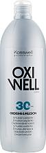 Voňavky, Parfémy, kozmetika Oxidačné emulzia 9% - Kosswell Professional Oxidizing Emulsion Oxiwell 9% 30 vol