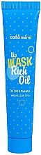 Voňavky, Parfémy, kozmetika Výživná maska na pery - Cafe Mimi Lip Mask Rich Oil