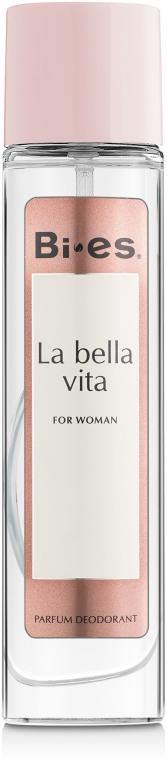 Bi-Es La Bella Vita - Parfumovaný dezodorant-sprej