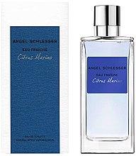 Voňavky, Parfémy, kozmetika Angel Schlesser Eau Fraiche Citrus Marino - Toaletná voda