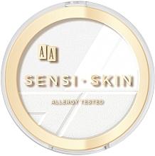 Voňavky, Parfémy, kozmetika Púder na tvár - Aa Sensi Skin Puder Prasowany Owsiany Fixing