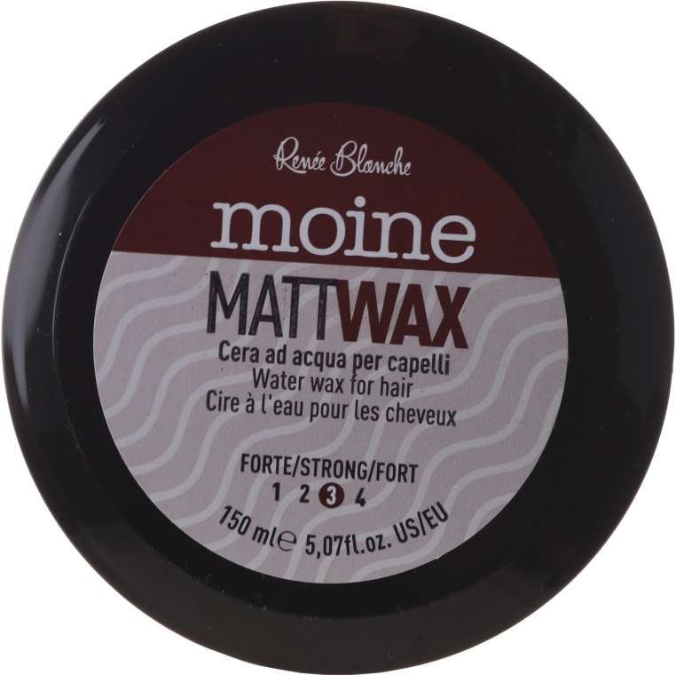 Matujúci vosk na vlasy - Renee Blanche Moine Matt Wax — Obrázky N1