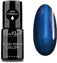 """Voňavky, Parfémy, kozmetika Gel lak """"Mačacie oko"""" - NeoNail Professional UV Gel Polish Color Cat Eye"""