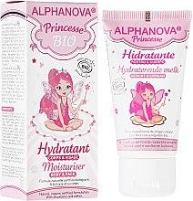 Voňavky, Parfémy, kozmetika Zvlhčujúci krém pre deti - Alphanova Kids Princess Moisturiser Body & Face