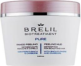 Voňavky, Parfémy, kozmetika Čistiaci bahenný peeling na vlasy - Brelil Bio Traitement Pure Peeling Mud
