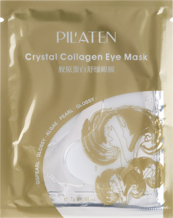 Očná maska - Pil'aten Crystal Collagen Eye Mask