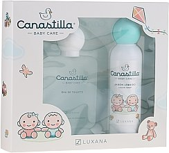 Voňavky, Parfémy, kozmetika Luxana Canastilla - Sada (edt/100ml + soap/150ml)