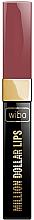 Voňavky, Parfémy, kozmetika Tekutý matný rúž - Wibo Million Dollar Lips