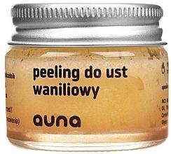 Voňavky, Parfémy, kozmetika Vanilkový peeling na pery - Auna Vanilla Lip Scrub