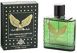 Voňavky, Parfémy, kozmetika Real Time Big Eagle Collection Green - Toaletná voda