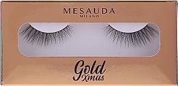 Voňavky, Parfémy, kozmetika Umelé riasy - Mesauda Milano Gold Xmas Instant Glam False Eyelashes 204