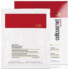 """Voňavky, Parfémy, kozmetika Bunková biocelulózová maska náplasť """"Žiarenie"""" - Cellcosmet Swiss BioTech CellRadiance Mask"""
