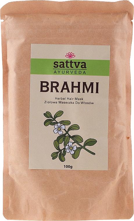 """Ajurvédsky púder na vlasy """"Brahmi"""" - Sattva"""