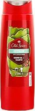 Voňavky, Parfémy, kozmetika Sprchový gél - Old Spice Citron Shower Gel