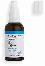 Voňavky, Parfémy, kozmetika Gél na tvár - Revolution Skincare Mood Thirsty Quenching Moisture Gel