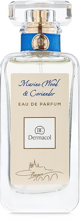Dermacol Marine Wood And Coriander - Parfumovaná voda