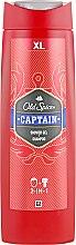 Voňavky, Parfémy, kozmetika Sprchový gél - Old Spice Captain Shower Gel