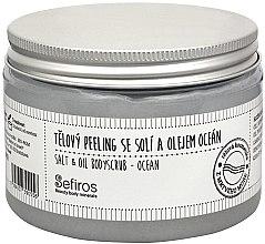 """Voňavky, Parfémy, kozmetika Scrub na tvár """"Oceán"""" - Sefiros Ocean Body Scrub"""