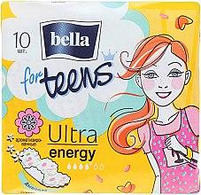 Voňavky, Parfémy, kozmetika Vložky For Teens Ultra Energy, 10 ks - Bella
