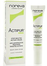 Voňavky, Parfémy, kozmetika Krém proti nedokonalostiam - Noreva Laboratoires Actipur Anti-Imperfection Treatment Targeted Actions