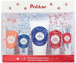 Voňavky, Parfémy, kozmetika Sada - Polaar Polaar Christmas 2020 My Beauty Essentials Gift Set (f/cr/25ml + f/cr/15ml + b/milk/50ml + h/cr/25ml + lip/balm/10ml)