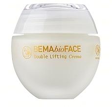 Voňavky, Parfémy, kozmetika Krém na tvár s dvojitým efektom liftinga - Bema Cosmetici BemaBioFace Double Lifting Cream
