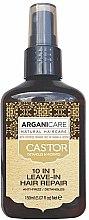 Voňavky, Parfémy, kozmetika Sérum na vlasy 10 v 1 - Argaincare Castor Oil 10-in-1 Hair Repair