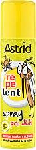 Voňavky, Parfémy, kozmetika Detský sprej proti komárom - Astrid Repelent Spray