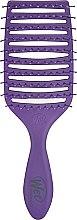 Voňavky, Parfémy, kozmetika Kefa - Wet Brush Pro Epic Quick Dry Brush Purple
