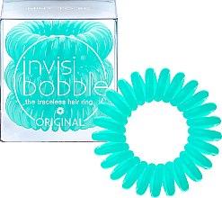 Voňavky, Parfémy, kozmetika Gumička do vlasov, 3ks - Invisibobble Original Mint To Be