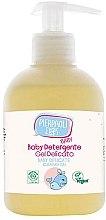 Voňavky, Parfémy, kozmetika Čistiaci gél na ruky a intímnej hygiene - Ekos Baby Cleanser Gel