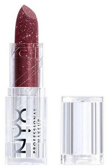 Rúž na pery - NYX Professional Makeup Diamonds & Ice Please Lipstic