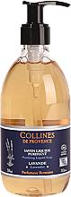 Voňavky, Parfémy, kozmetika Tekuté mydlo, levanduľa - Collines de Provence Liquid Soap