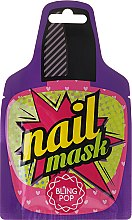 Voňavky, Parfémy, kozmetika Spa-maska na nechty - Bling Pop Shea Butter Healing Nail