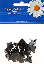 Voňavky, Parfémy, kozmetika Sponky do vlasov 25204, čierne - Top Choice