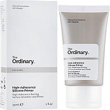 Voňavky, Parfémy, kozmetika Primer na tvár - The Ordinary High-Adherence Silicone Primer