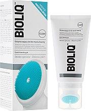 Voňavky, Parfémy, kozmetika Čistiaci gél na tvár s kefkou - Bioliq Clean Cleansing Gel
