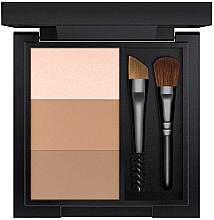 Voňavky, Parfémy, kozmetika Súprava obočia - MAC Great Brows All-In-One Brow Kit