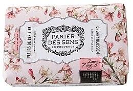 Voňavky, Parfémy, kozmetika Mydlo - Panier Des Sens Extra Gentle Natural Soap with Shea Butter Cherry Blossom
