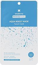 """Voňavky, Parfémy, kozmetika Hydratačná maska """"Vodný impulz"""" - SesDerma Laboratories Beauty Treats Aqua Boost Mask"""