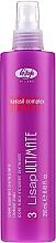 Voňavky, Parfémy, kozmetika Vyhladzujúci fluid - Lisap Milano Lisap Ultimate 3 Straight Fluid Spray