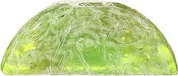"""Voňavky, Parfémy, kozmetika Glycerínové mydlo """"Zelený čaj"""" - Bulgarian Rose Soap Rose Fantasy Green Tea"""