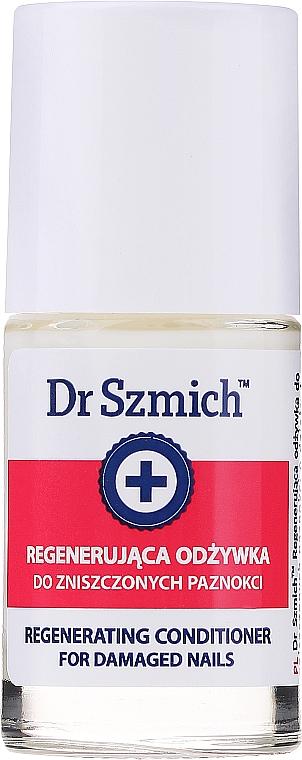 Regeneračný kondicionér na nechty - Delia Dr. Szmich Regenerating Nail Conditioner