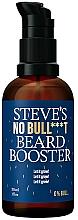 Voňavky, Parfémy, kozmetika Pánsky olej na bradu - Steve`s No Bull***t Beard Booster
