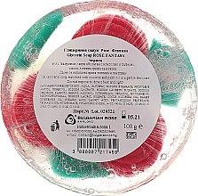 """Prírodné glycerínové mydlo """"Červená ruža"""" - Bulgarska Rosa Rosa Fantasy Soap — Obrázky N2"""