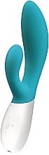 Voňavky, Parfémy, kozmetika Stimulátor na bod G a klitoris, svetlomodrý - Lelo Ina Wave Ocean Blue